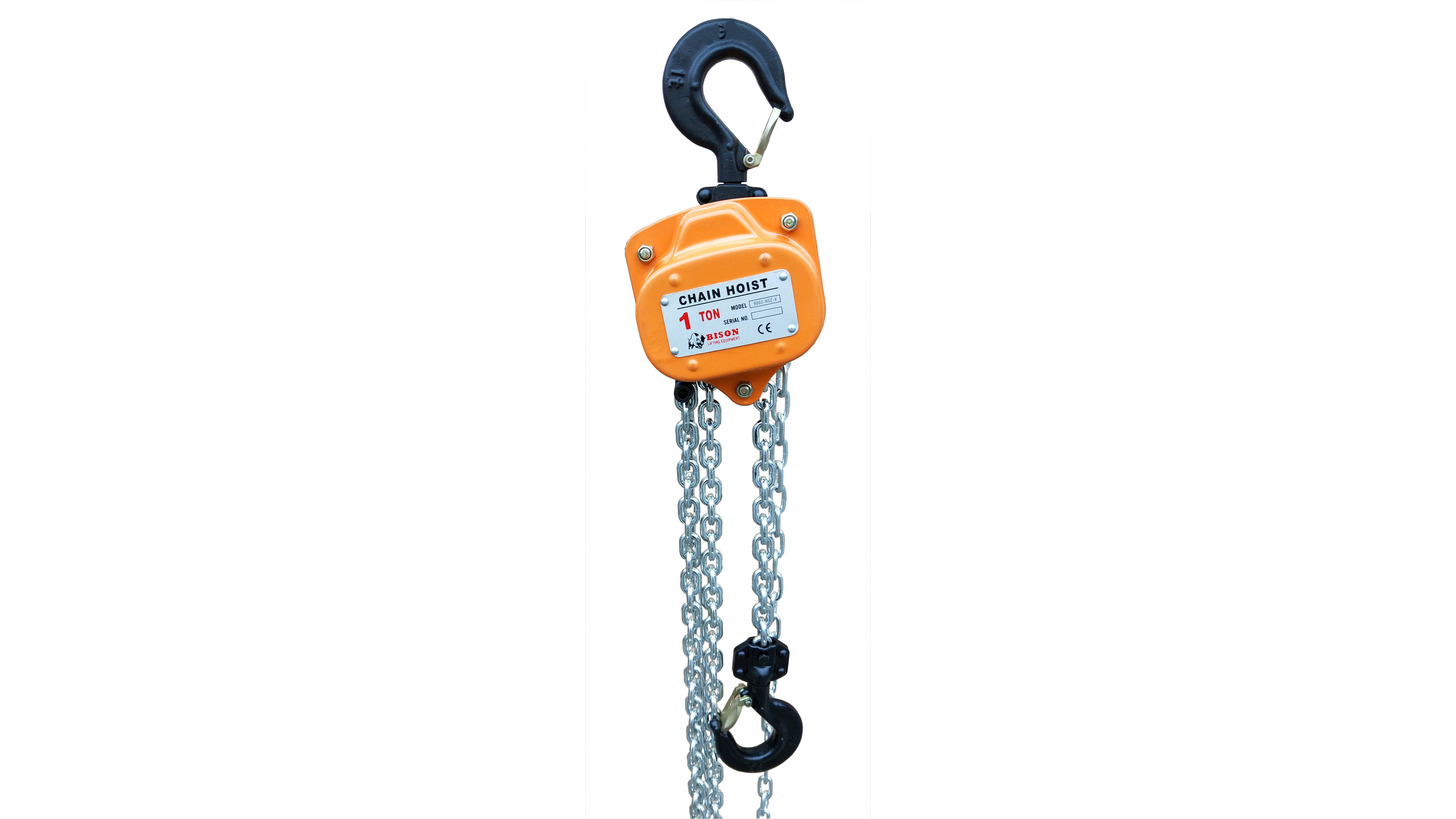 Logo Manual Chain hoist