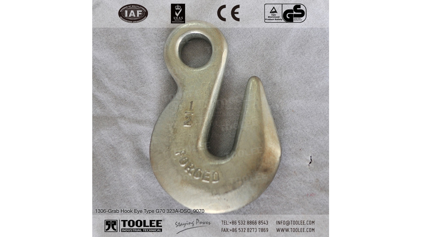 Logo Grab Hook Eye Type G70 323A