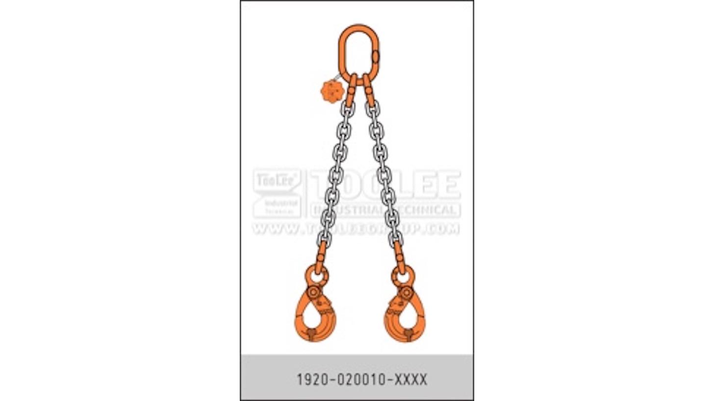 Logo G80 Chain Sling Double Leg