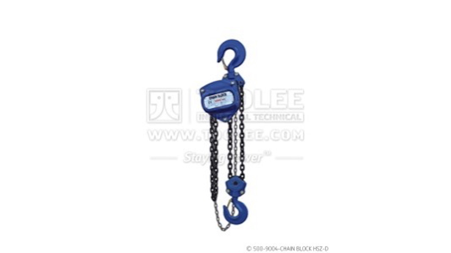 Logo Chain Block HSZ-D