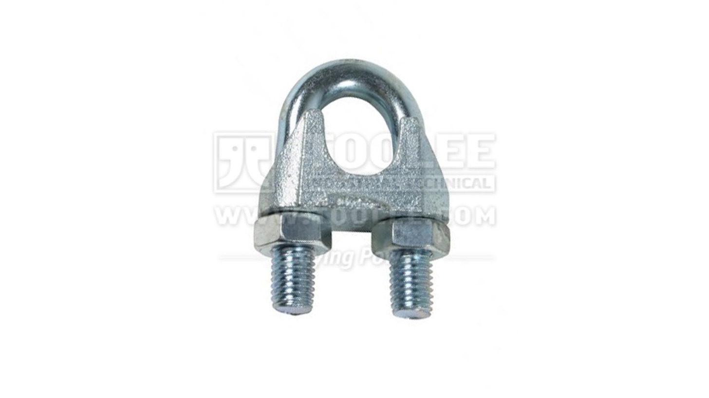 Logo Wire Rope Clip