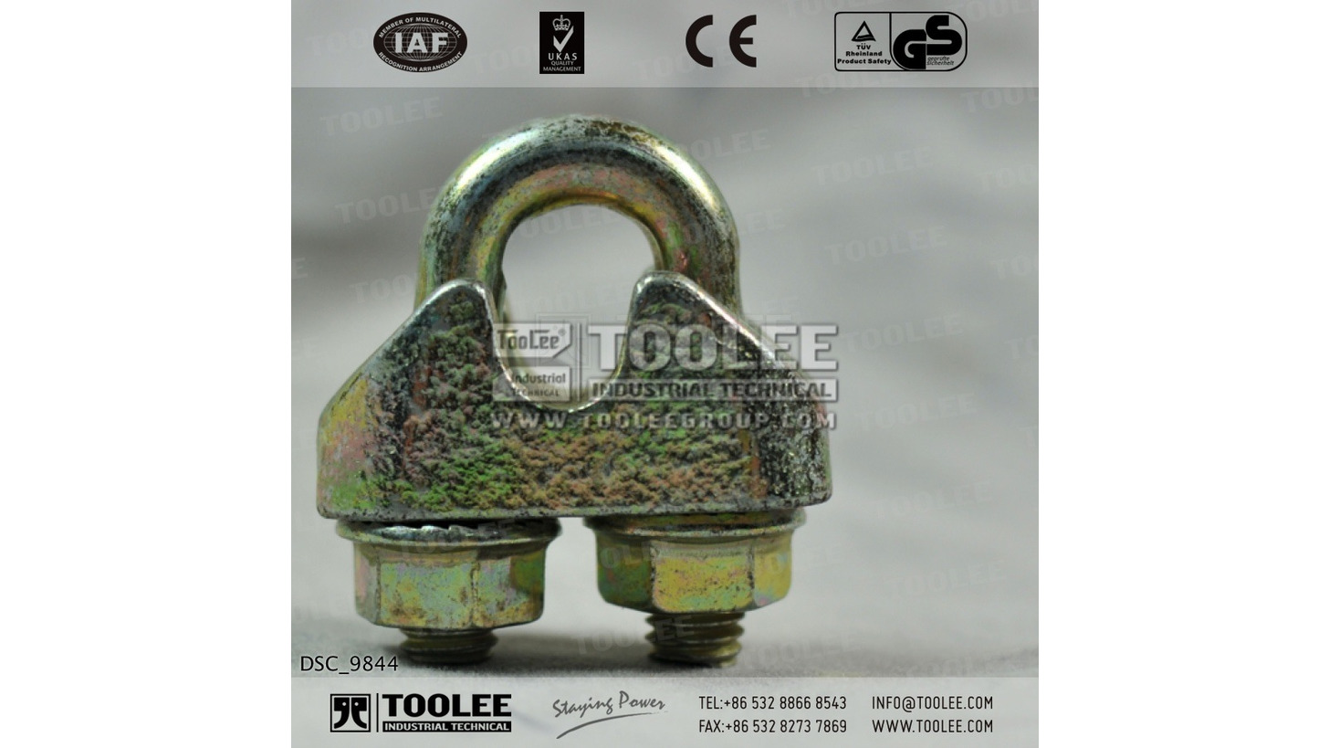 Logo Wire Rope Clip DIN1142