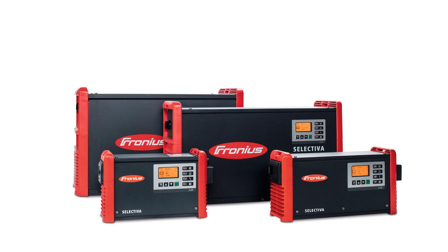 Logo Batterieladesysteme Selectiva