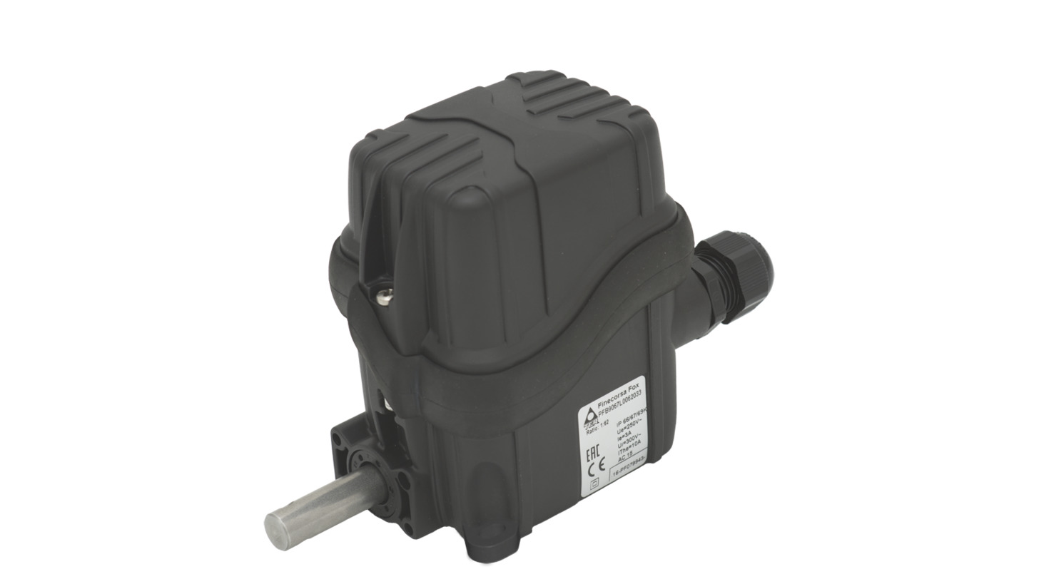 Logo Fox Rotary Limit Switch