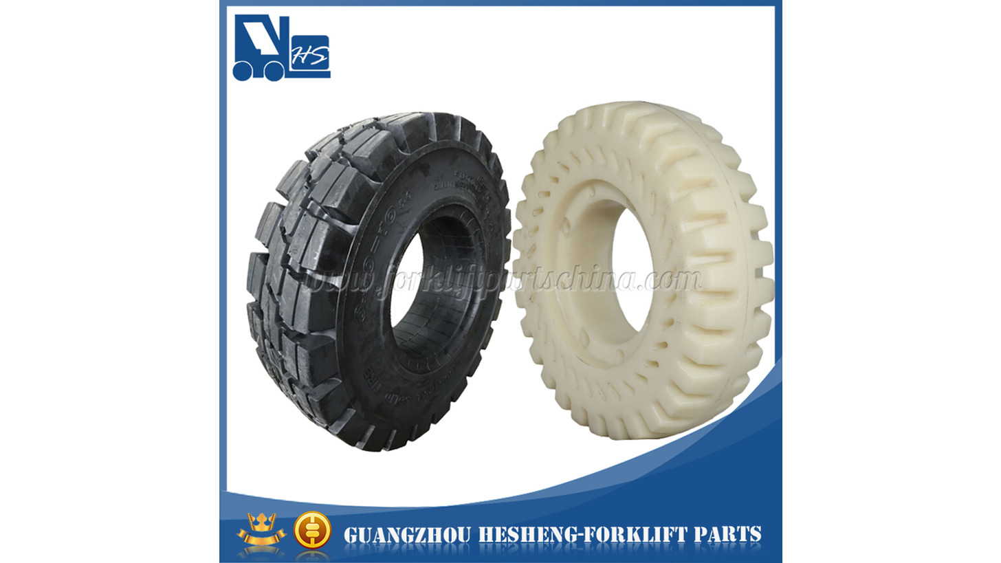 Logo Forklift solid tire(tyre)