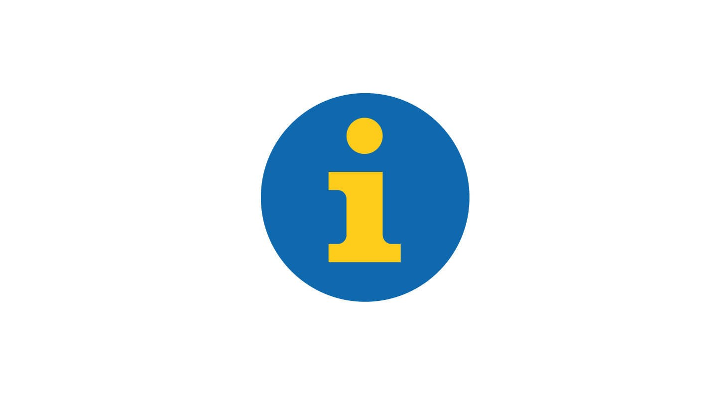 Logo INFORMATION & AUSKUNFT