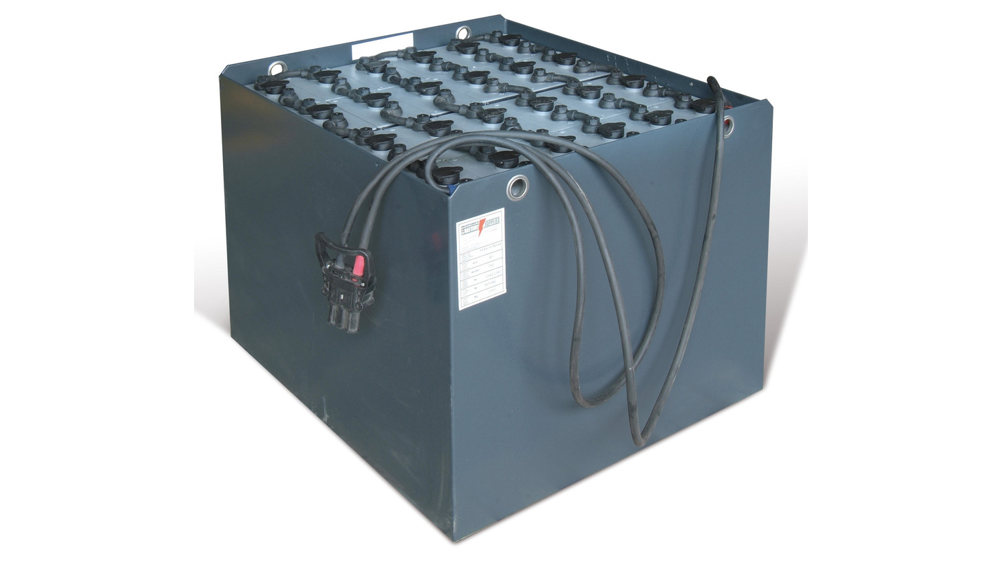 Logo Traction Batteries for forklifts