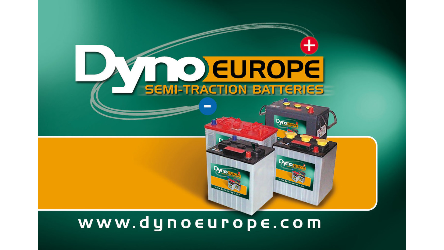 Logo Semi-traction batteries