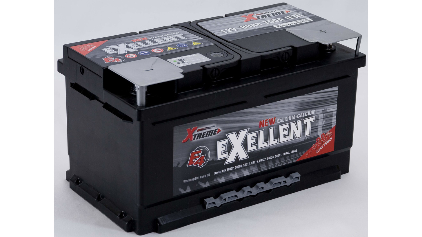 Logo Starter Batteries