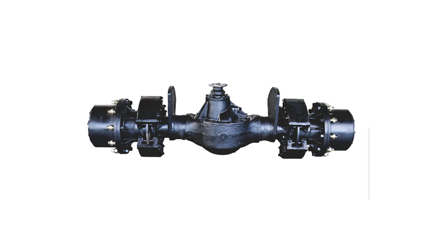 Logo Forklift Drive Axle