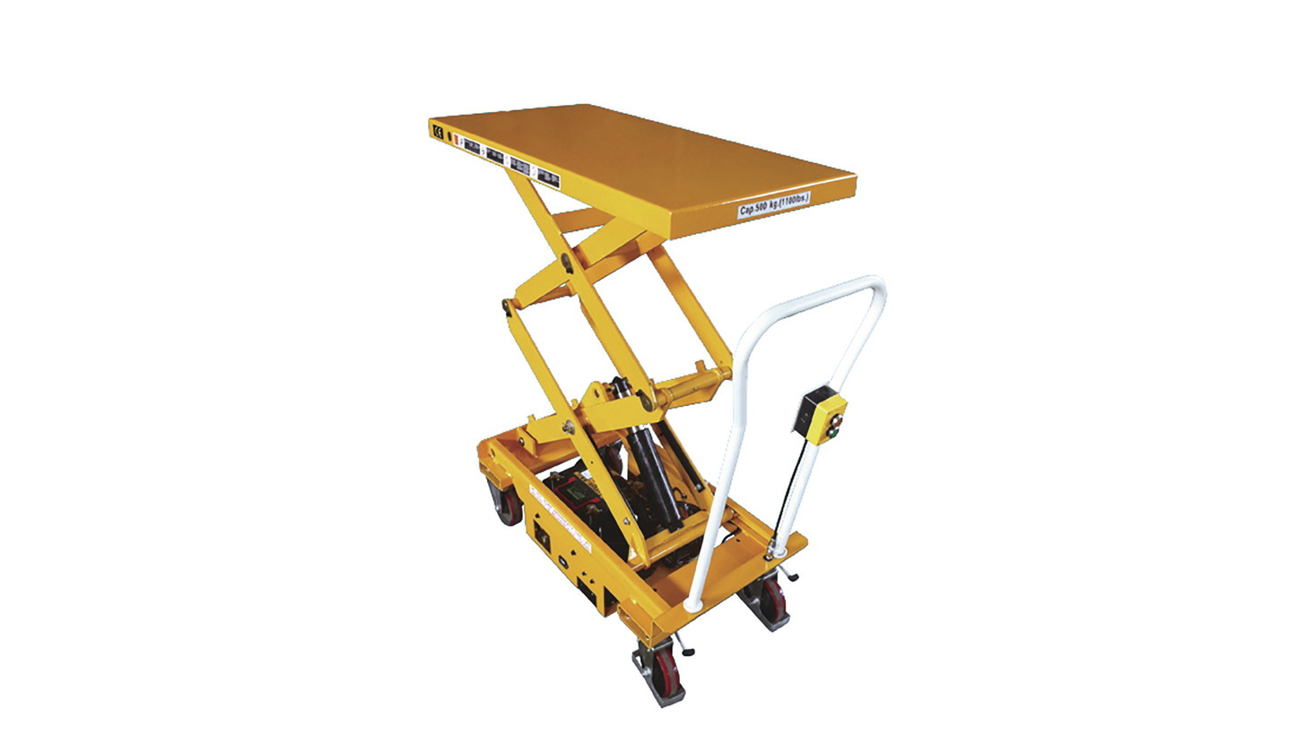 Logo Electric mobile lift table