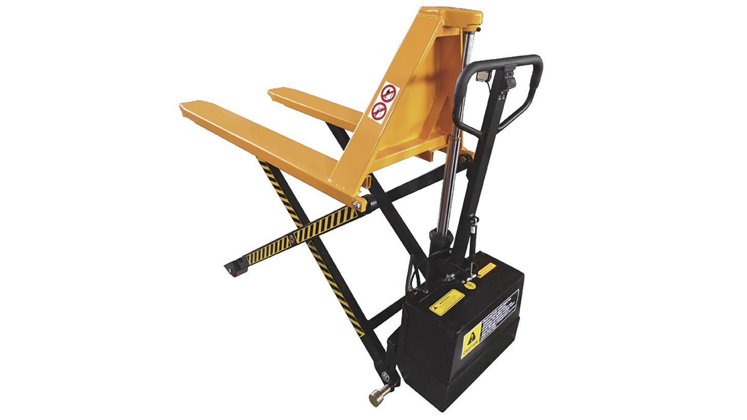 Logo electric high lift