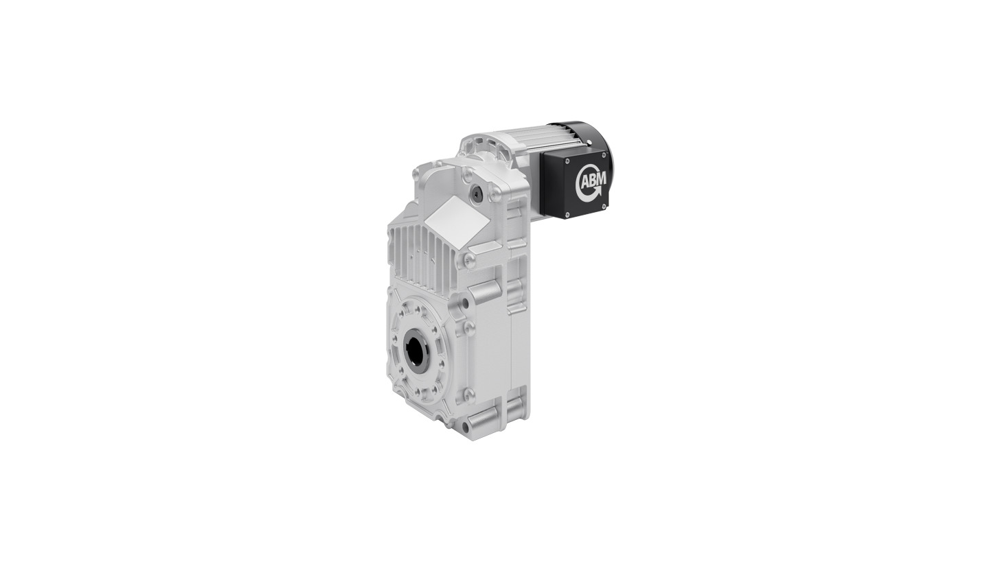 Logo Parallel Shaft Geared Drive Units