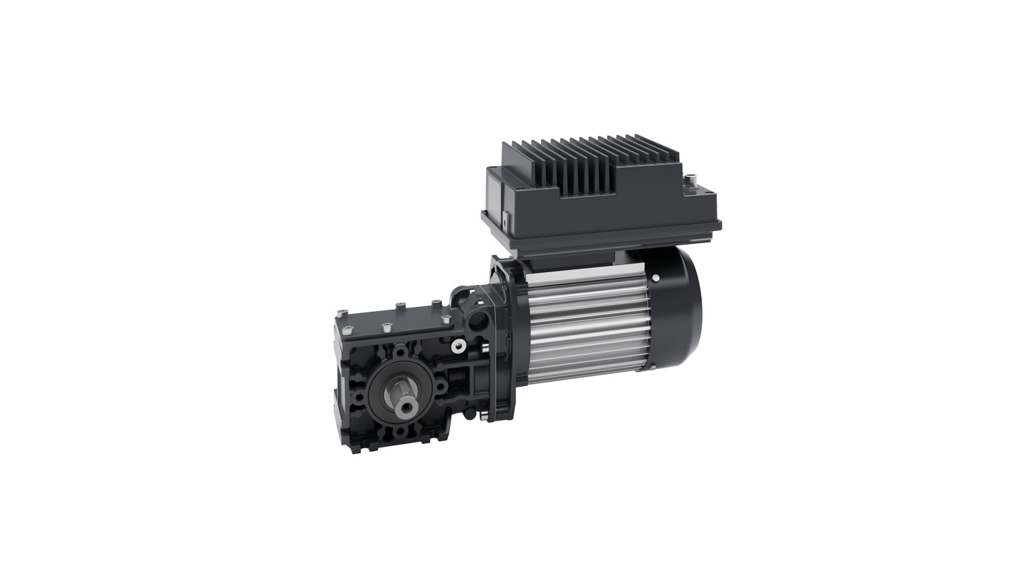 Logo Right Angle Bevel Gearbox Drive Units