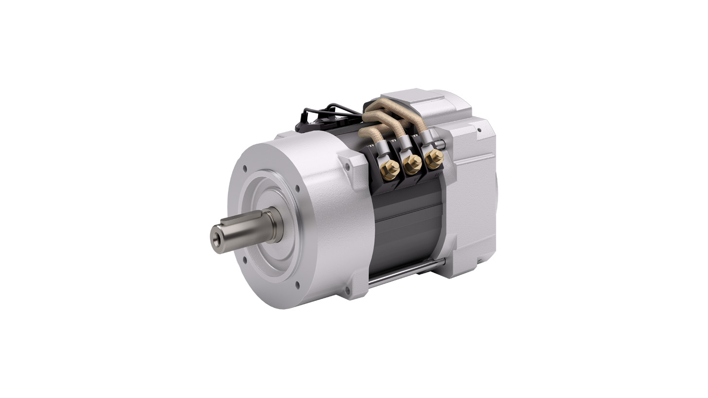 Logo 2.2 kW Traction Motor