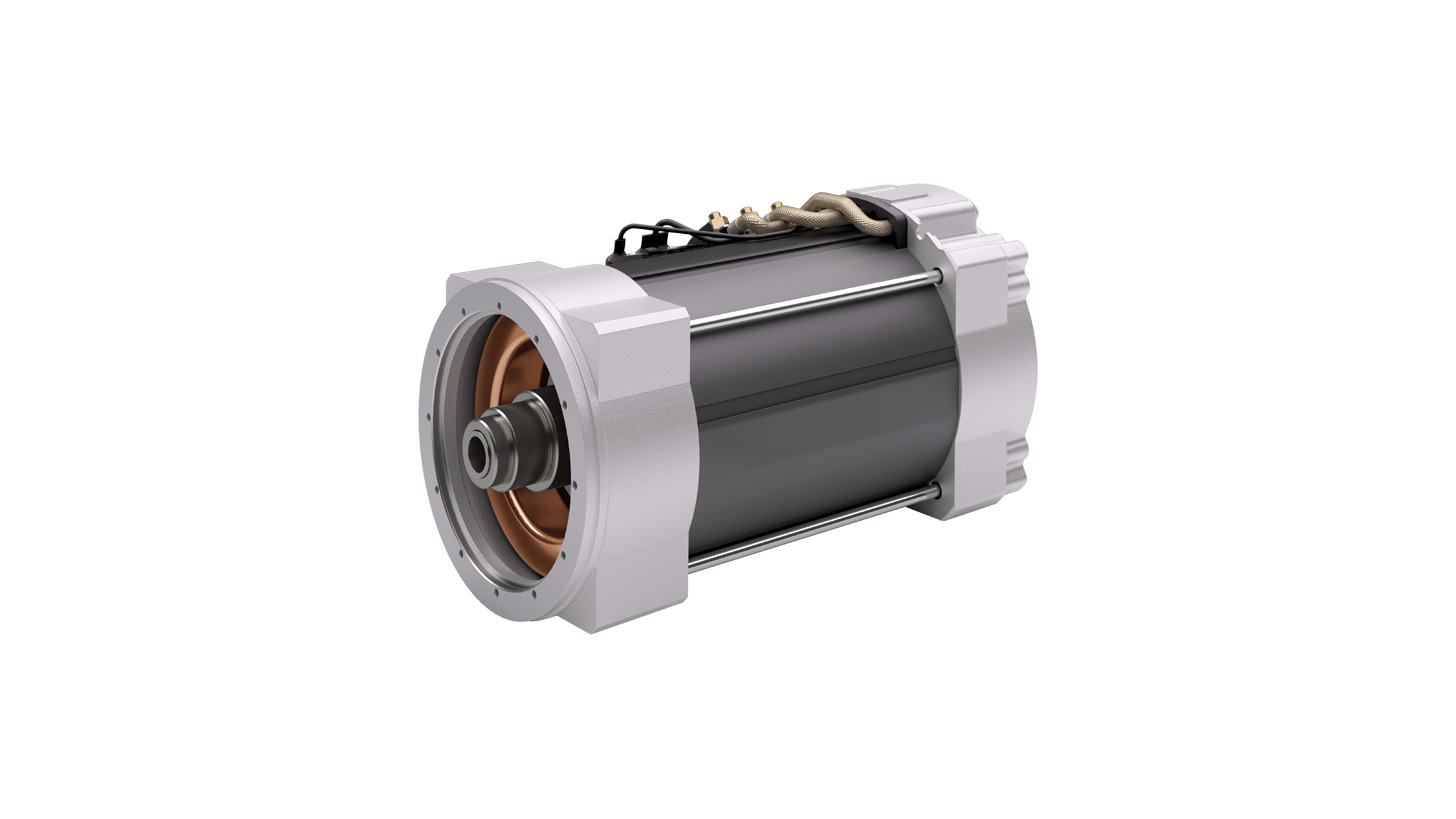 Logo 8.0 kW Traction Motor