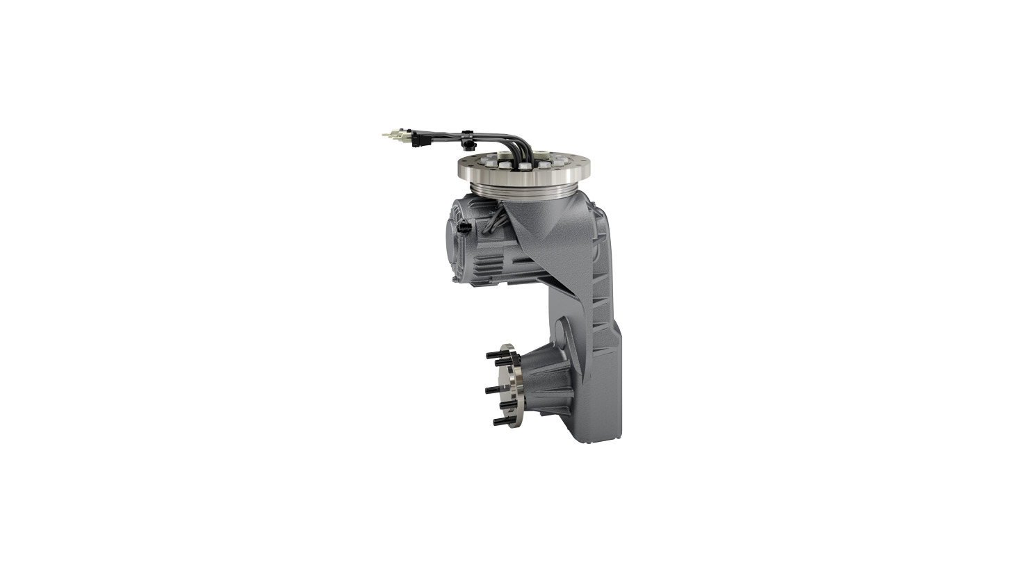 Logo Helical Gearbox Drive Units Type TDF