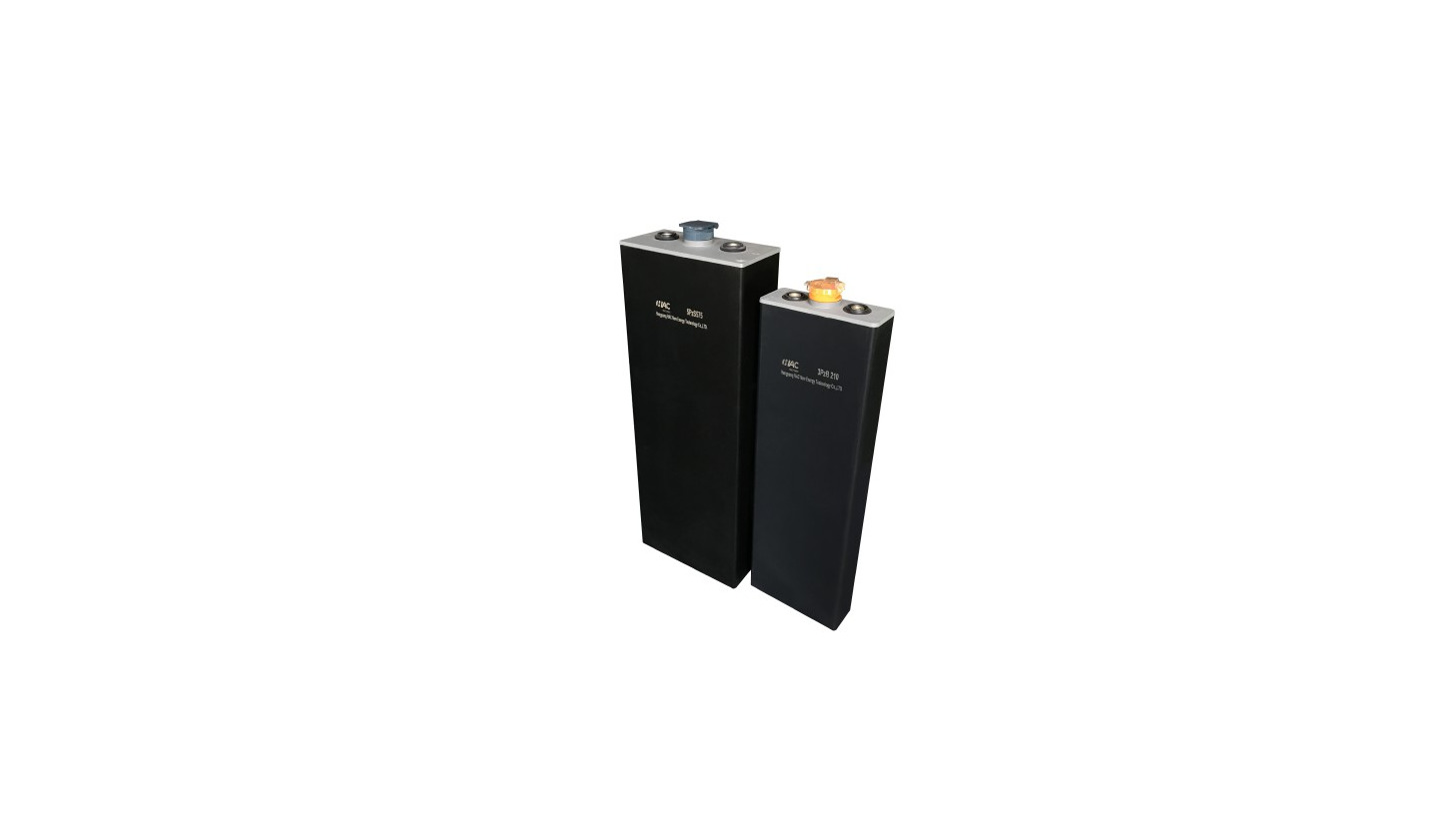 Logo Traction PzS Series Battery