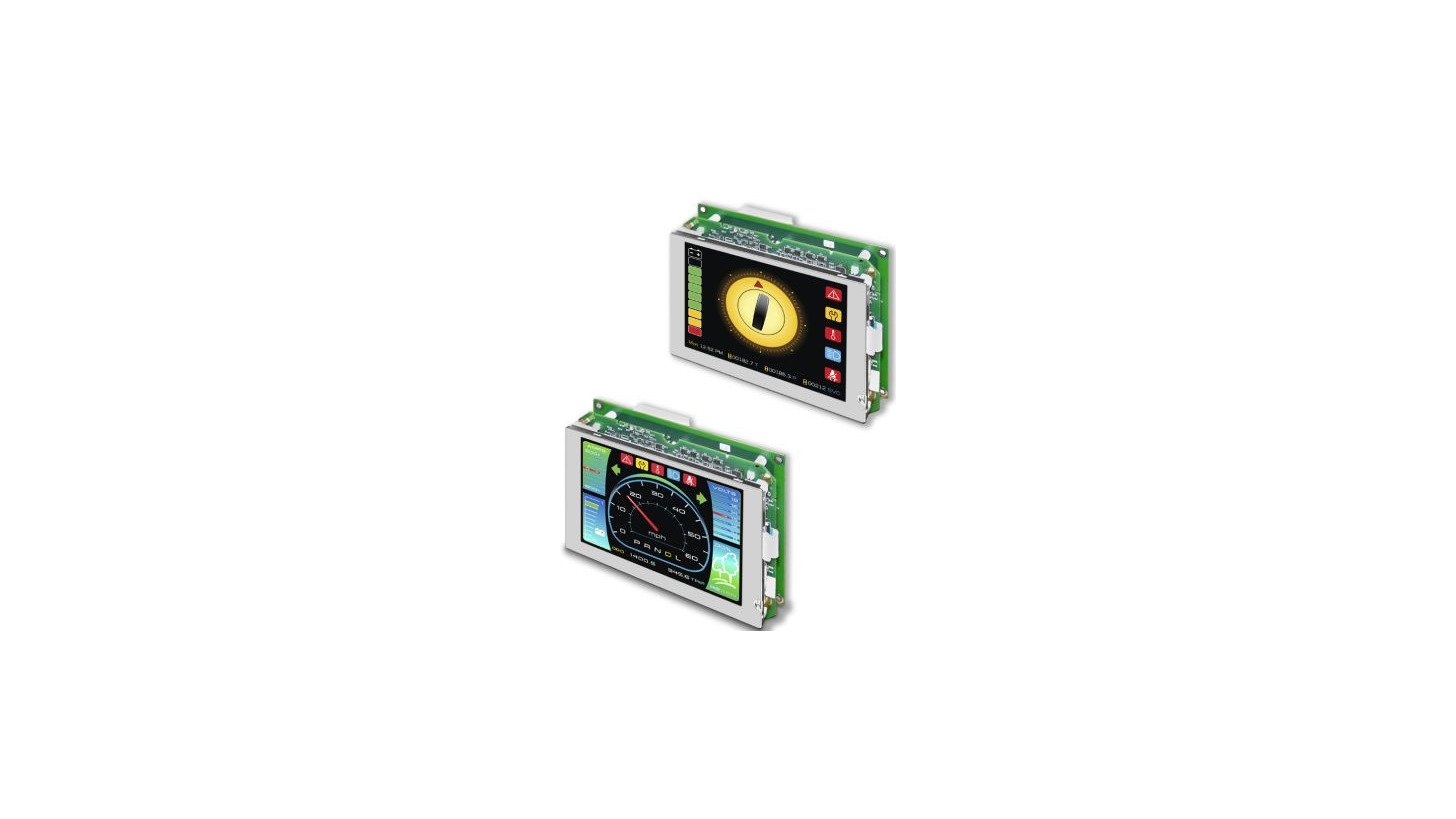Logo enGage VII Color Display Module - Model 3701P Series