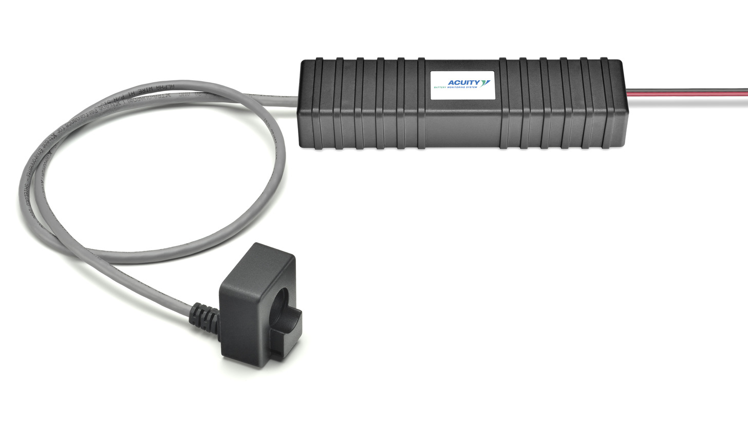 Logo Acuity® Battery Monitoring System