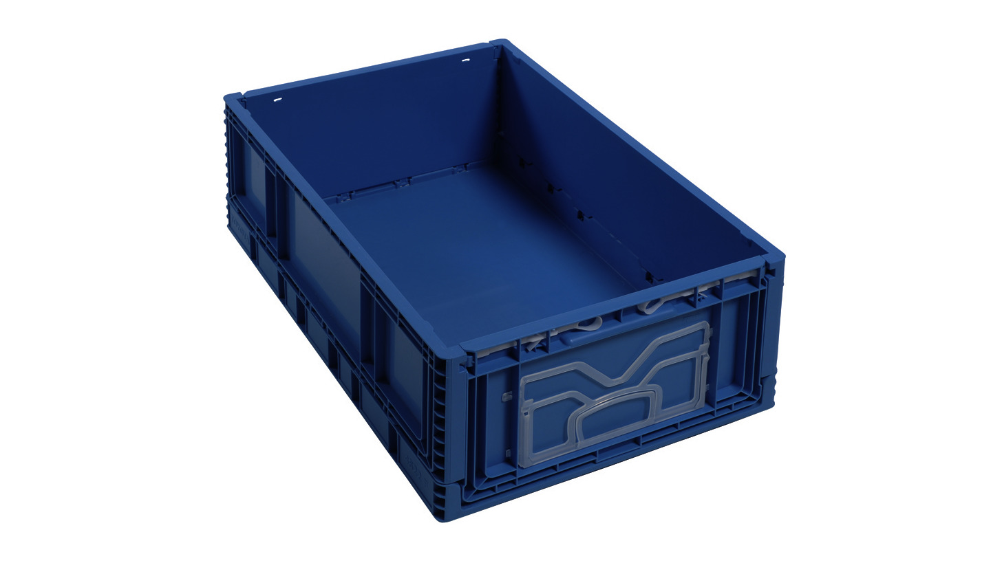Logo B-4622 F (Foldable Industrial Box)