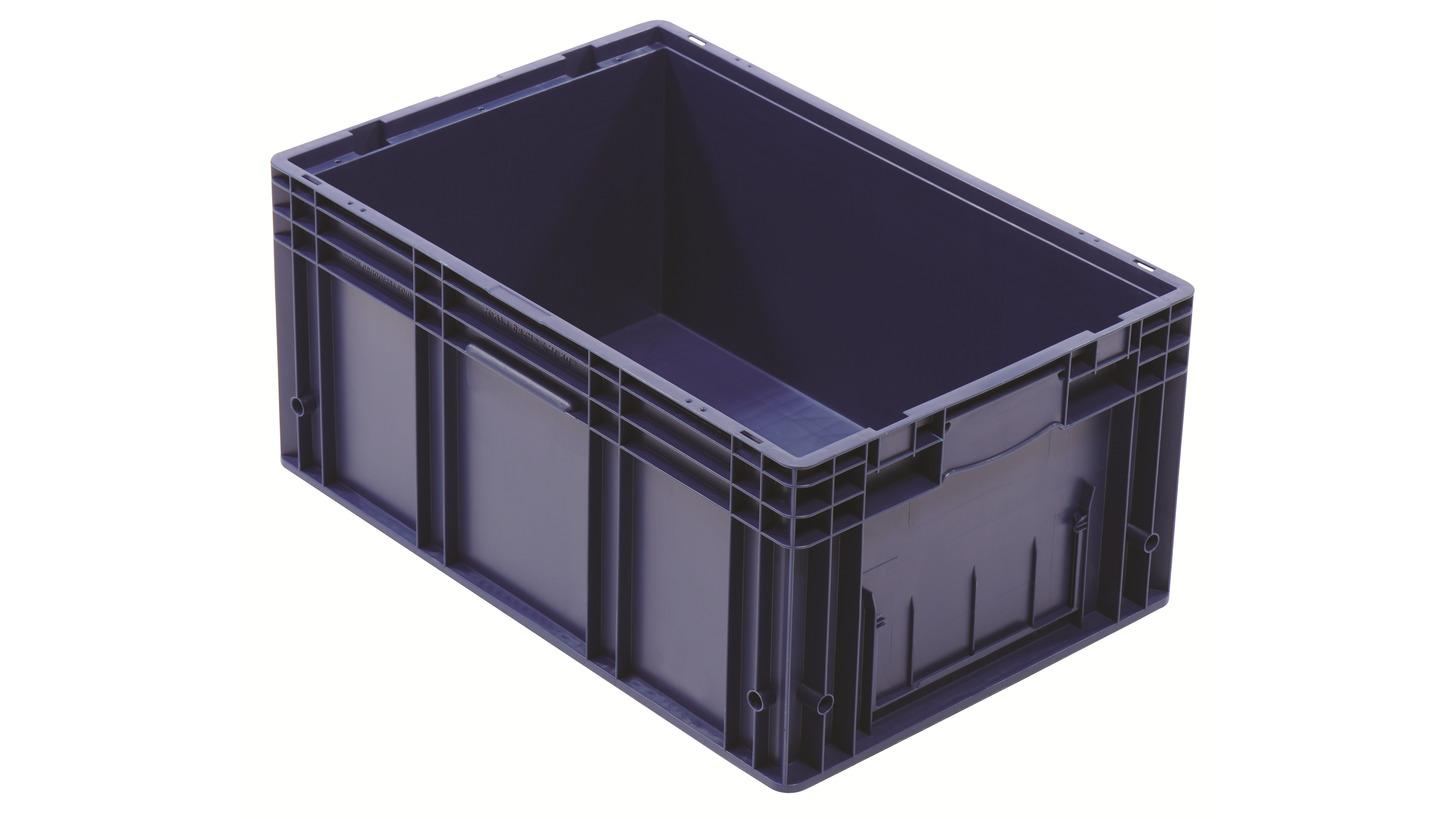Logo R-KLT 6429 VD Industrial Boxes