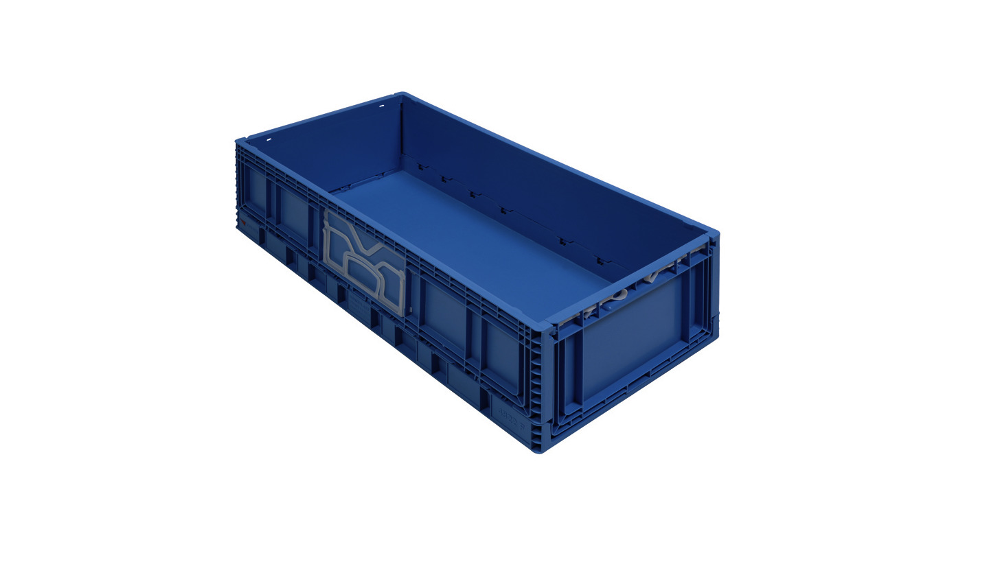 Logo B-4822 F (Foldable Industrial Boxes)