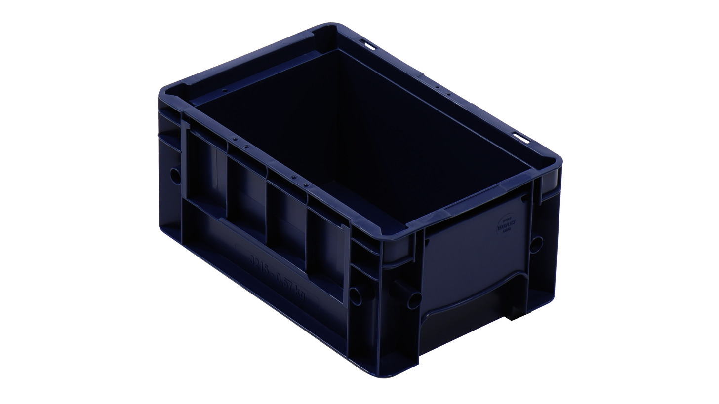 Logo R - KLT 3215 VDA Industrial Boxes