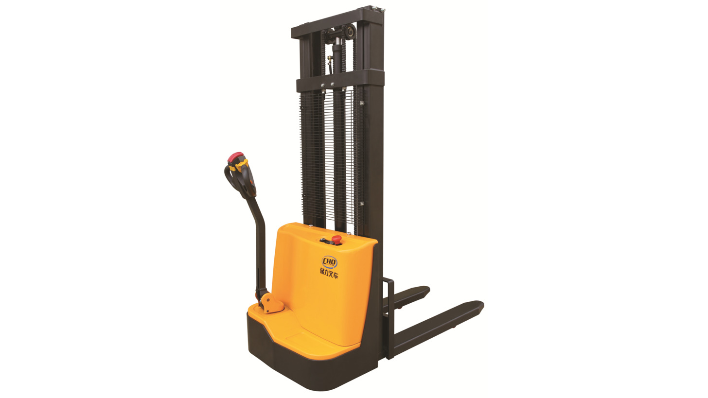 Logo Full Electric Stacker