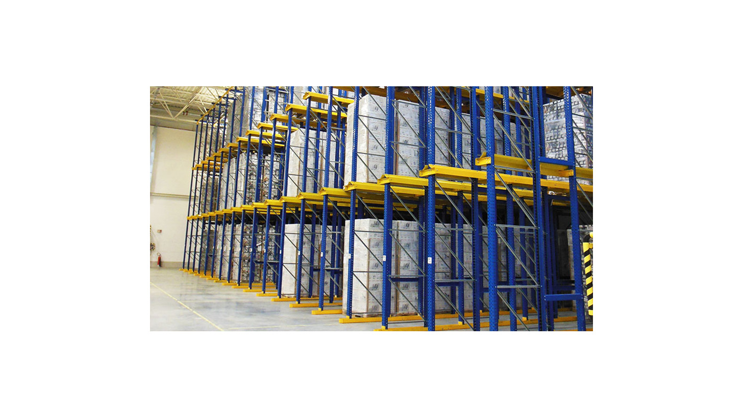 Logo Drive-in Racking System