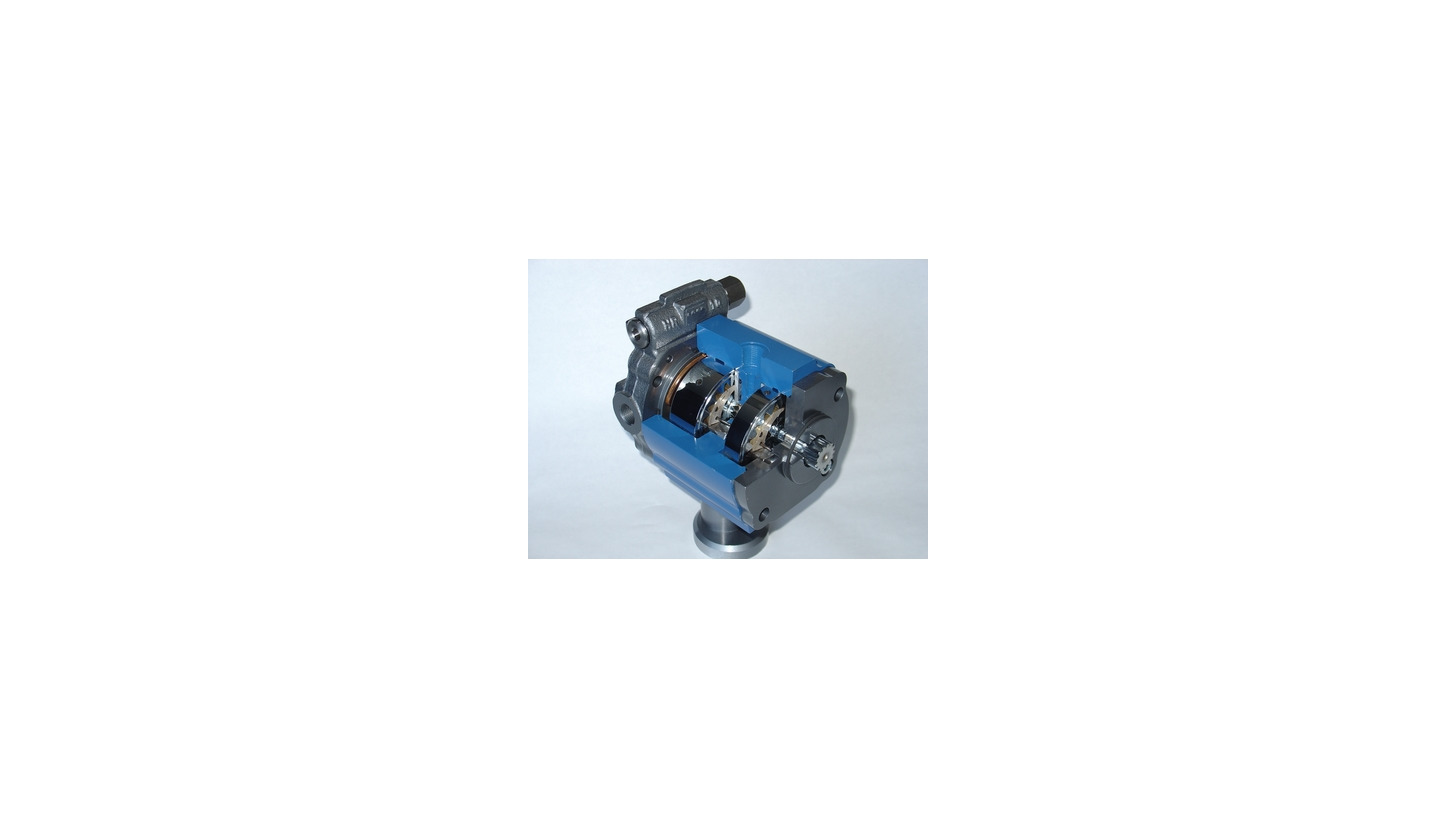 Logo Internal gear pump