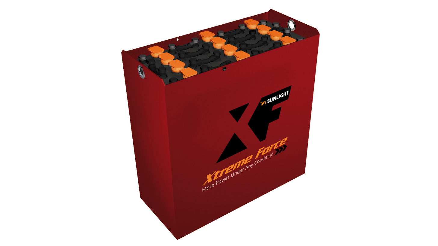 Logo Motive Power | Xtreme Force