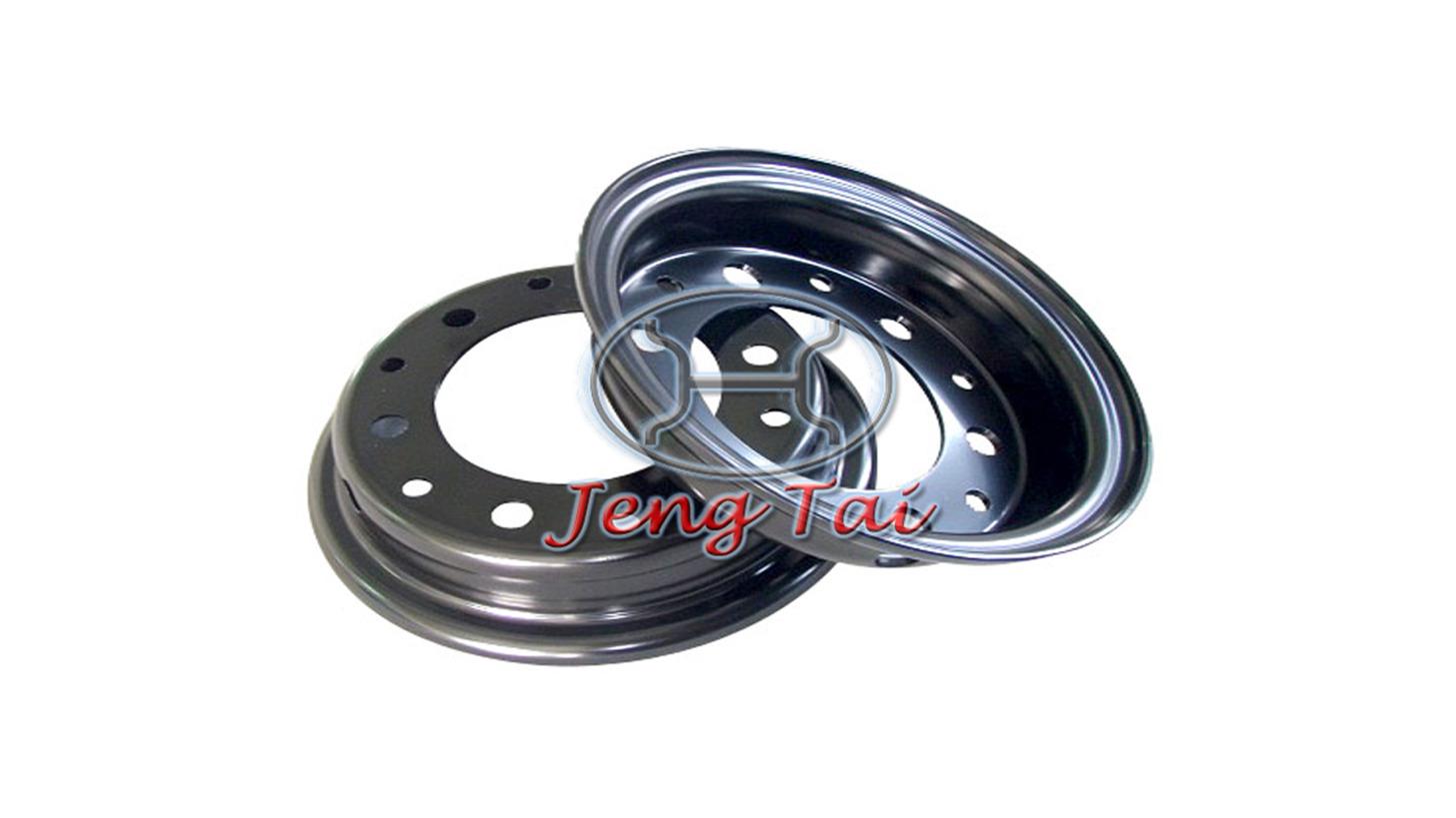 Logo Two-piece split wheels