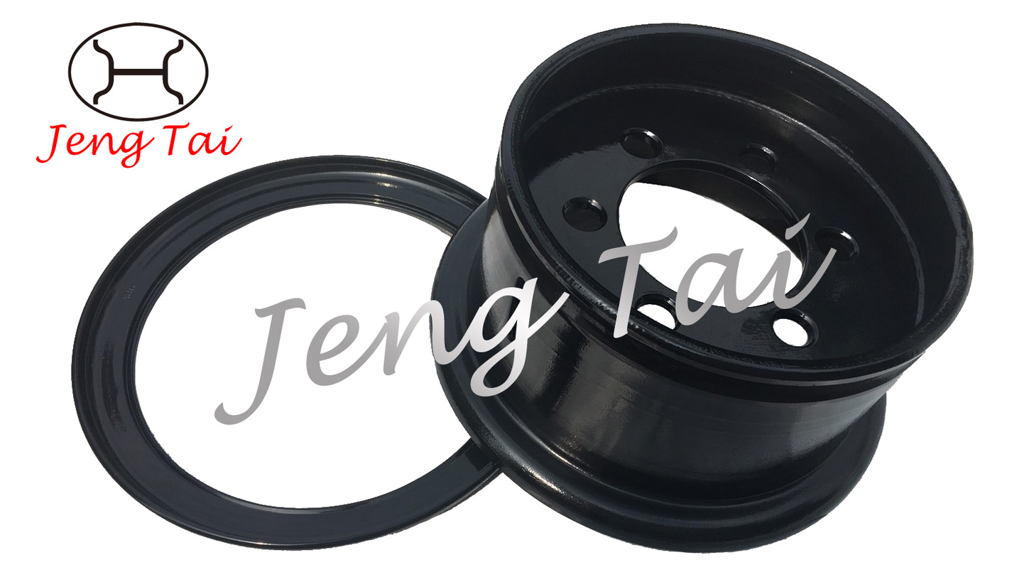 Logo Lock - Ring - Type Wheel Rims