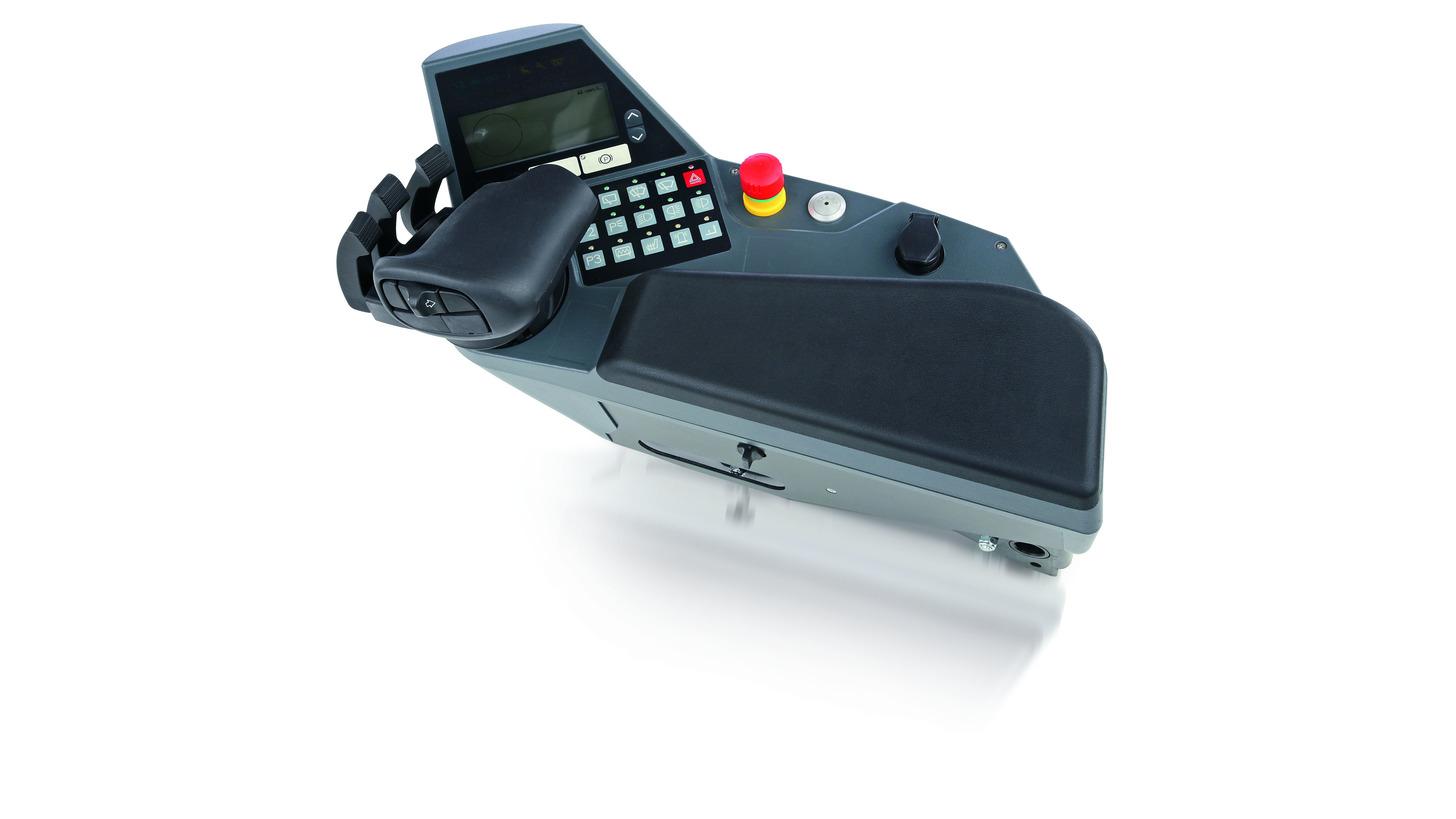 Logo Siloking Control console