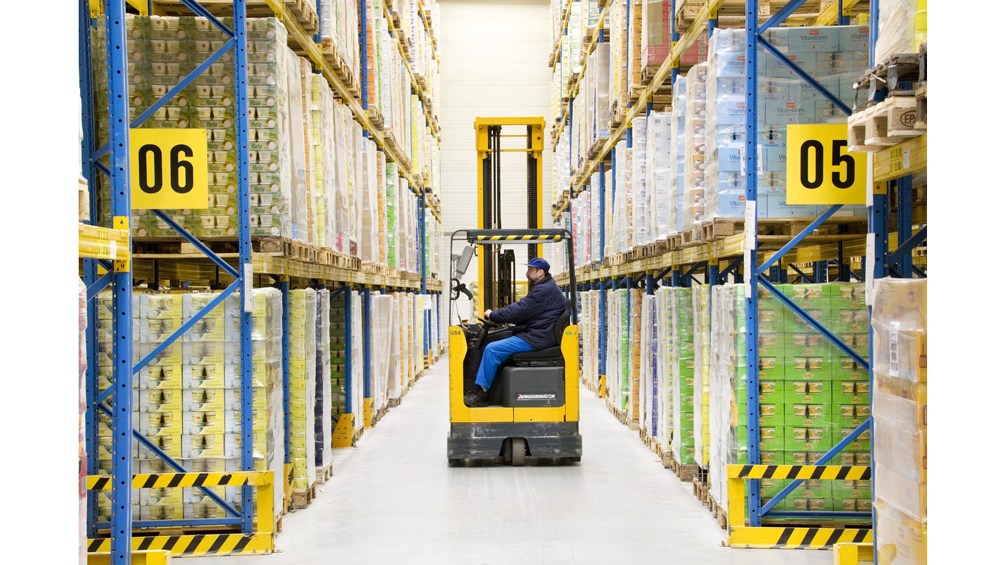 Logo Warehouse management and optimization