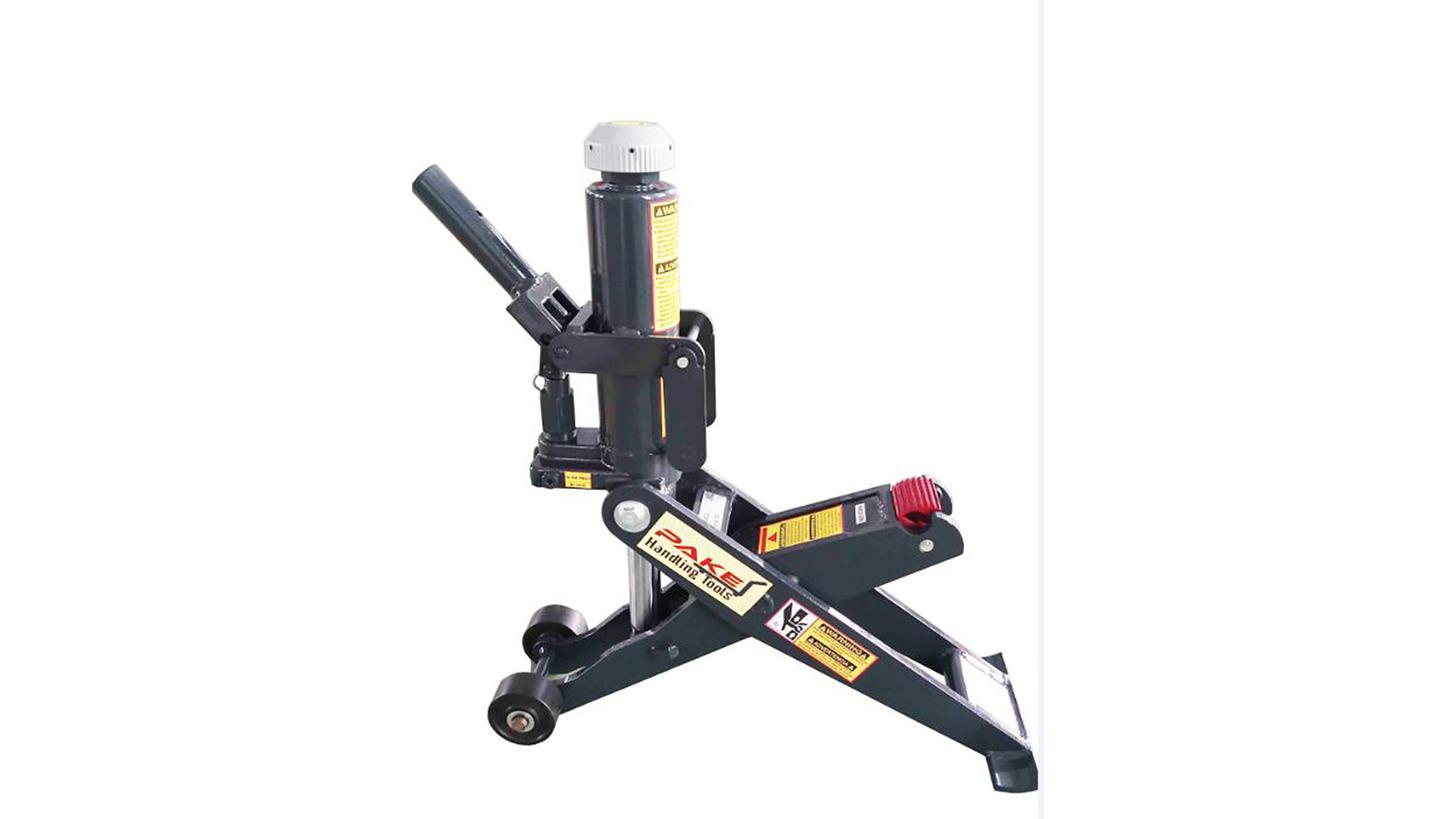 Logo Fork lift hydraulic Jack-HFJ Series