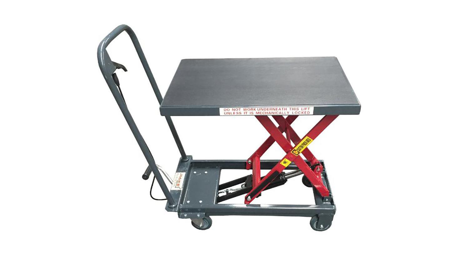 Logo Hydraulic Scissor Lift table-PK series