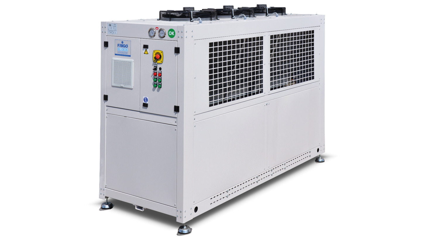 Logo Industrial Refrigeration Systems