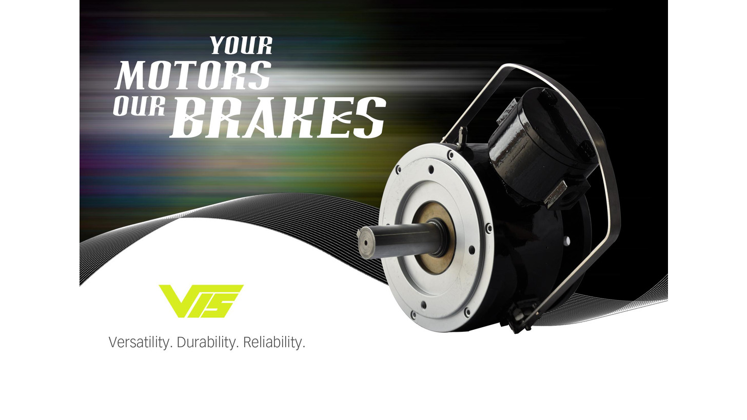 Logo VIS - explosion proof brakes