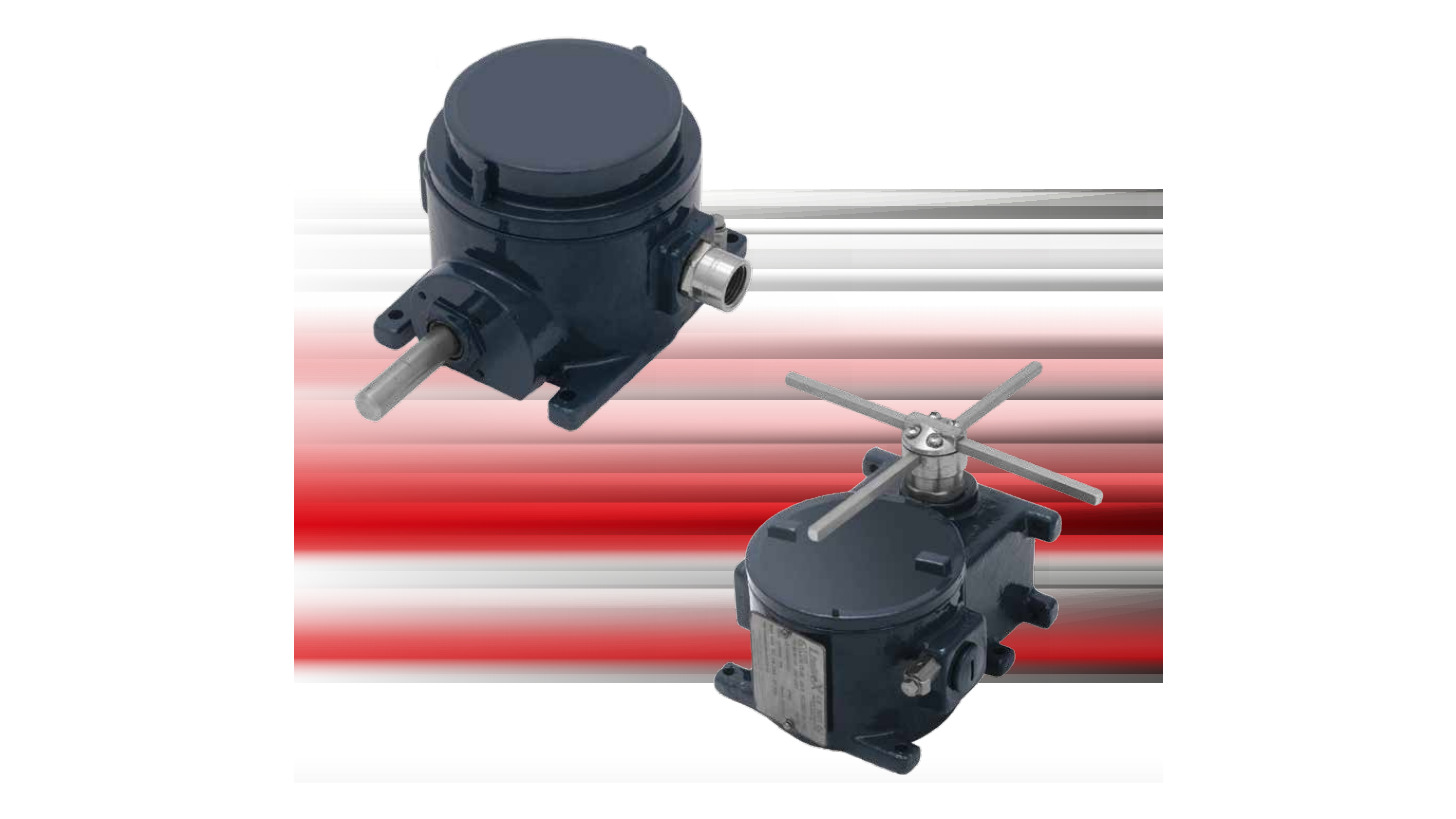 Logo LimitEx Explosion-proof limit switches