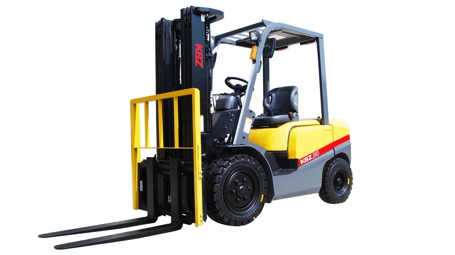 Logo Forklift Trucks