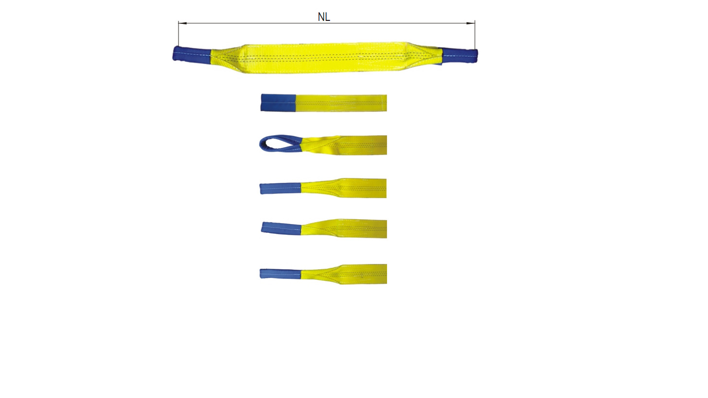 Logo Flat Webbing Slings