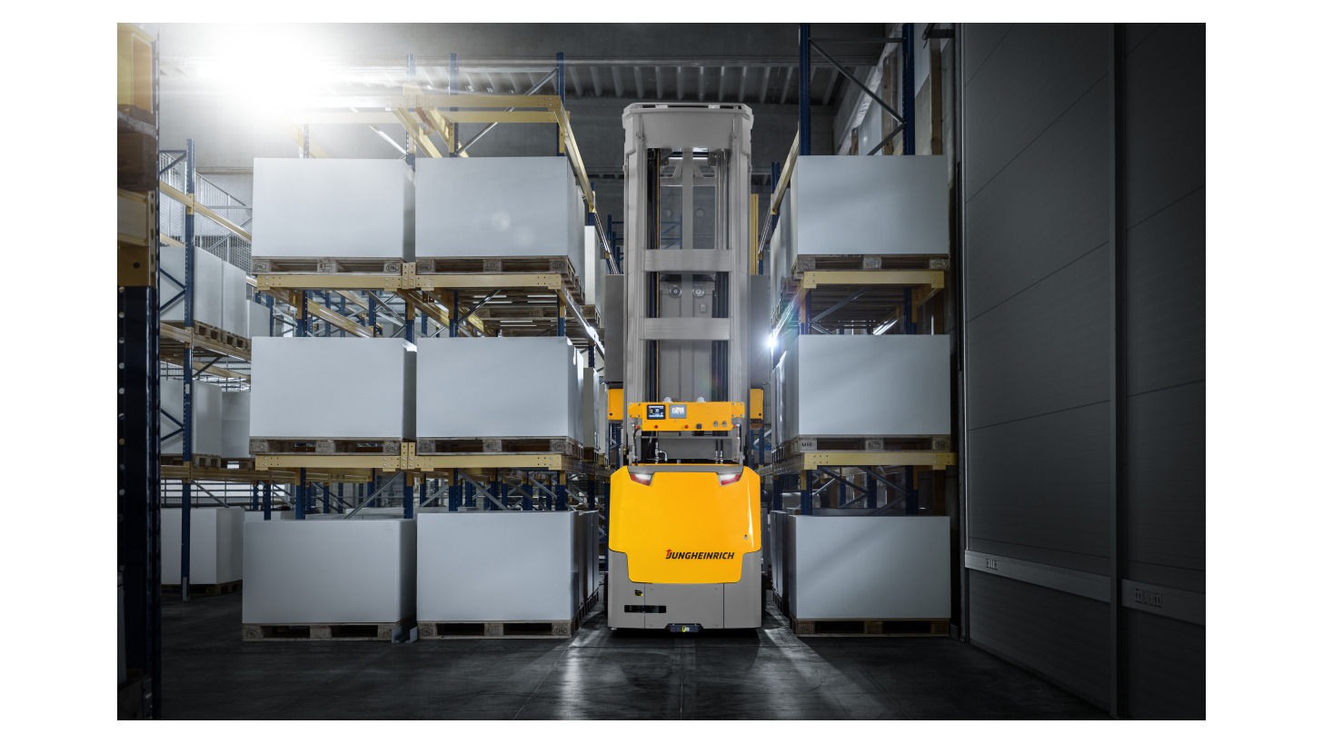 Logo Automated Guided Vehicle EKX 516a