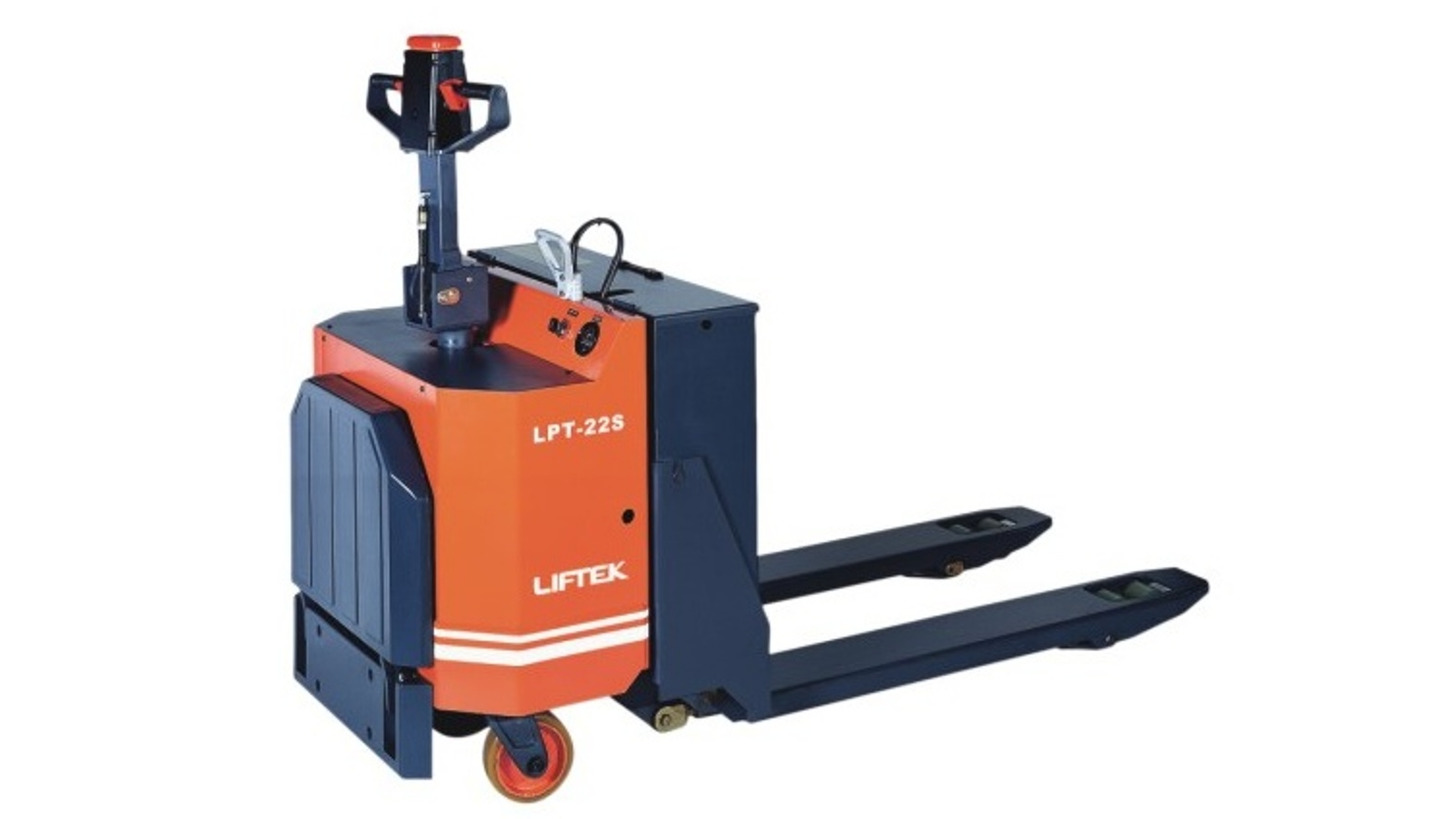 Logo Electric Pallet Truck