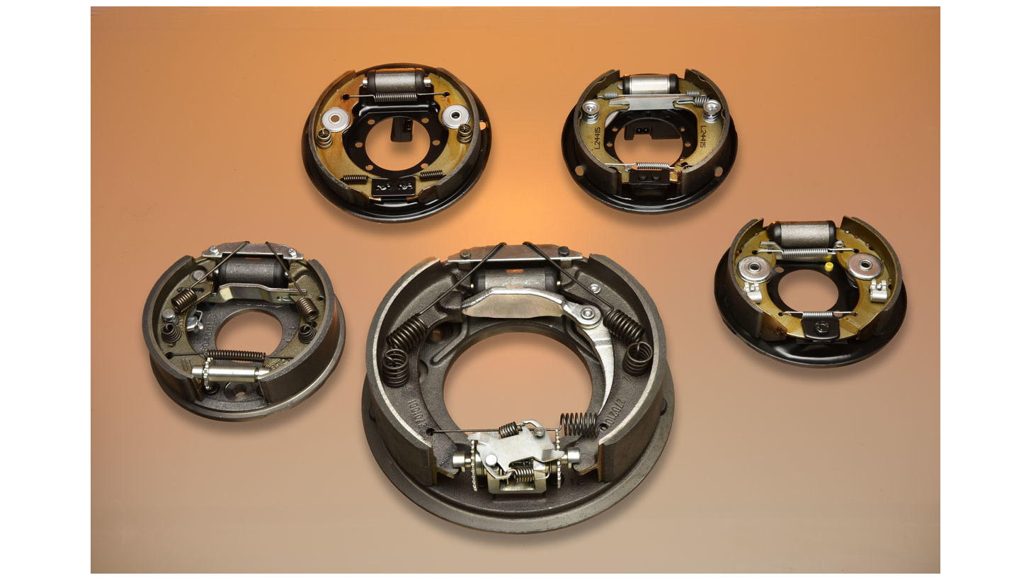Logo Braking systems for industrial vehicles