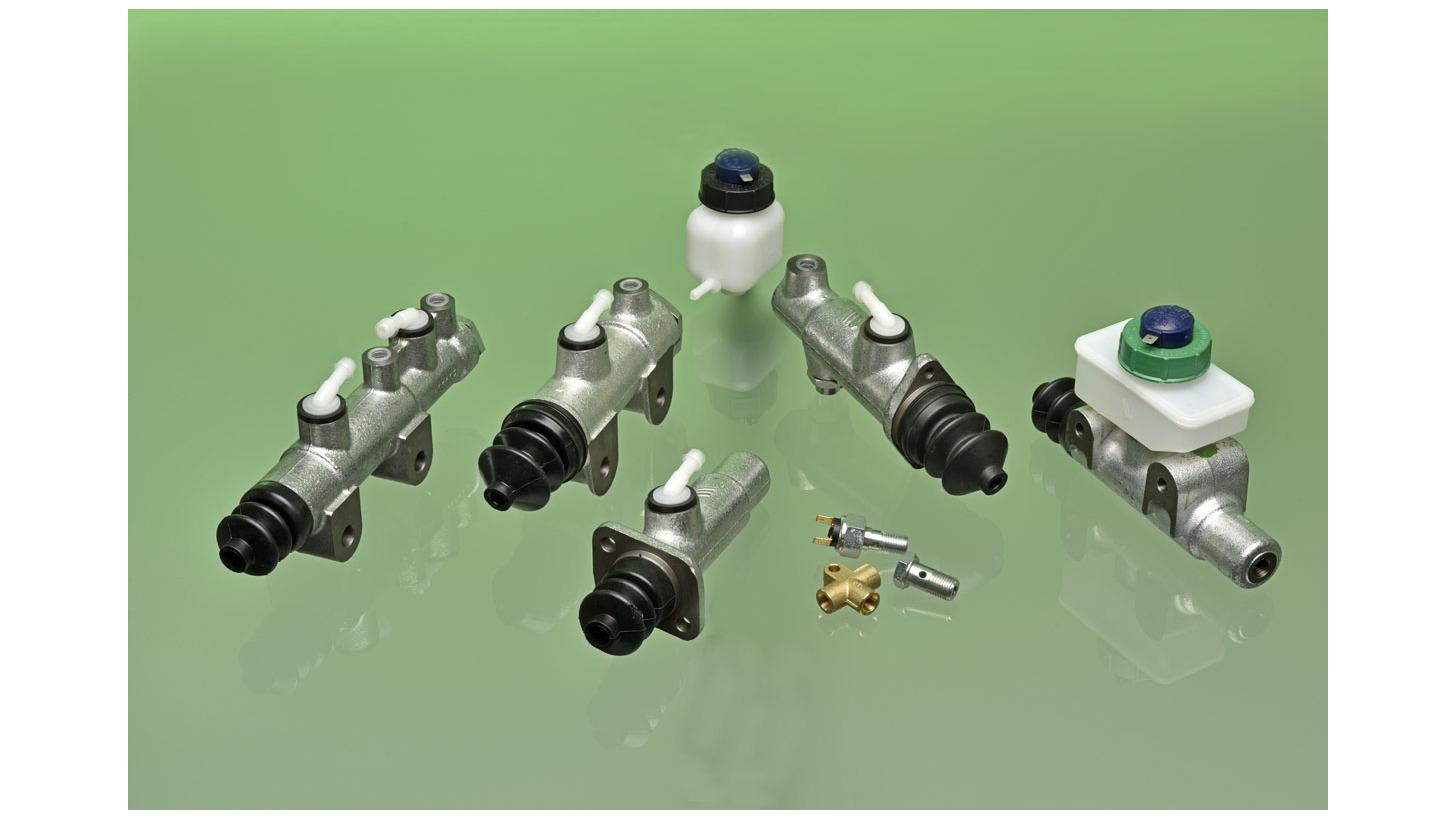 Logo Bremssysteme für Industriefahrzeuge