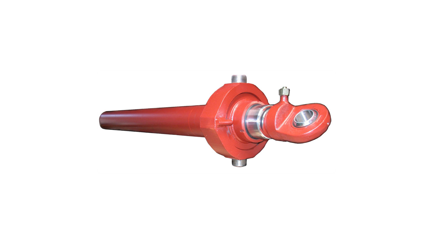 Logo Kippzylinder für Gabelstapler, Flurförderzeuge