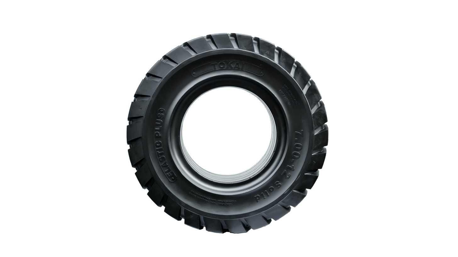Logo Tokai Solid Tire