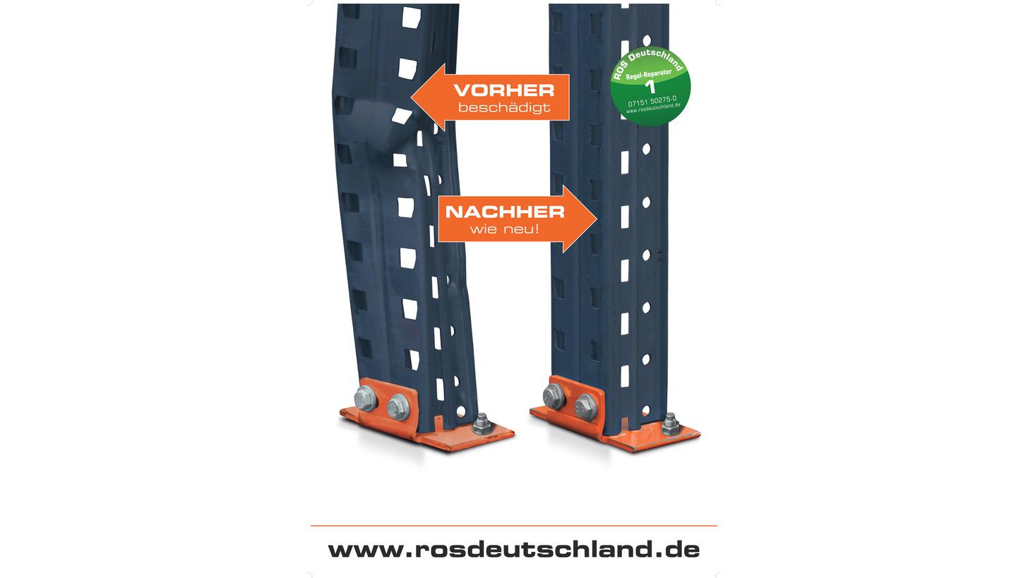 Logo ROS Rack Repair